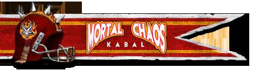 Les Franchises Cabalvision par roster Baniere-Mortal-Chaos