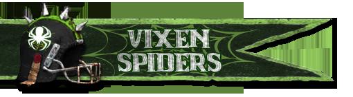 Les Franchises Cabalvision par roster Baniere-Vixen-spiders