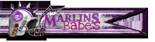 Les Franchises Cabalvision par roster Baniere-marlins-babes