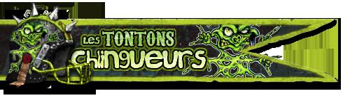 Les Franchises Cabalvision par roster Banniere-chlingueurs