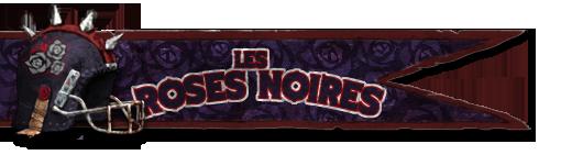 Les Franchises Cabalvision par roster Banniere-roses-noires