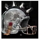 Les Franchises Cabalvision par roster Casque-moonlight