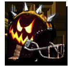 Les Franchises Cabalvision par roster Casque-pumpkins