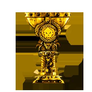 Panthéon des champions de la Cabalvision TrophyCabal-or